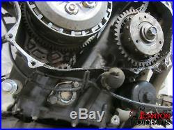 06 07 Honda CBR 1000RR Complete Engine Motor Cart Kit ECU Headers Harness PARTS