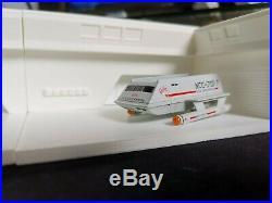 3D PRINT STAR TREK USS ENTERPRISE SHUTTLEBAY DIORAMA KIT for EAGLEMOSS SHUTTLE