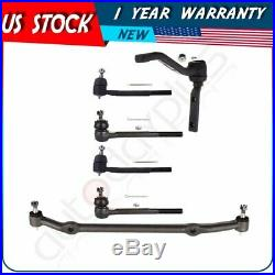 6 Pcs Complete Front New Suspension Kit Parts for 1978-1987 GMC Caballero