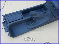 92-98 BMW E36 Leather ARMREST Complete Console Coupe Sedan 323 328 318 325 M3