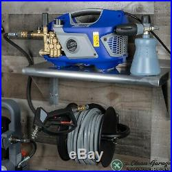 AR Blue Clean AR613 Pressure Washer Complete Wall Mount Package MTM Parts