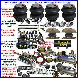 Air Suspension Kit Dodge R1500 Complete See Description Below