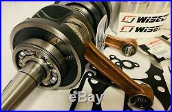 Banshee 10 mil DM Rebuild Rebuilt Motor Complete Parts Kit Crank Pistons Gaskets