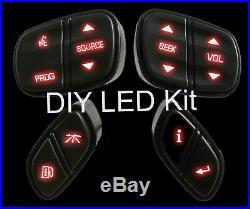 COMPLETE TRUCK LED UPGRADE KIT! GM/Silverado/Suburban/Tahoe/etc, GREEN! DIY