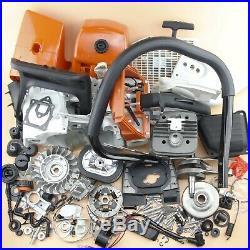 Chainsaw Complete Repair Parts Kit For Stihl MS660 066 Muffler Flywheel Screws