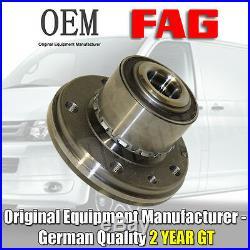FAG OEM Front Rear Wheel Bearing Kit VW T5 Transporter Van & Caravelle 2004-14