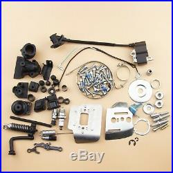 FARMERTEC Complete Repair Parts Kit Crankcase Fuel Tank For Stihl MS361 Chainsaw