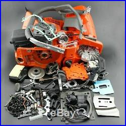 Farmertec Parts Husqvarna 372 372 XP Complete Chainsaw Repair Kit Ships From USA