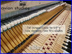 Fender Rhodes Complete Action Restoration Parts Kit 73 Key
