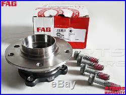 For Bmw 5 Series E60 E61 520 525 525d 530 530d Front Wheel Bearing Hub Kit Fag