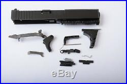 G17 complete Slide-Black-RMR cut-lower parts kit -Free Shipping