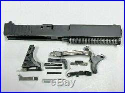 G17 complete Slide-black-RMR cut-OEM factory new lower parts kit-Free Shipping
