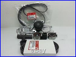 Genuine Timing Belt & Water Pump + Complete Kit Honda Acura V6 Factory Parts
