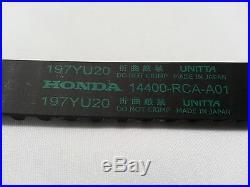 Genuine/oem Complete Timing Belt & Water Pump Kit Acura Honda V6 Factory Parts