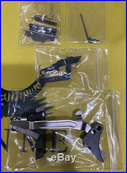 Glock 19 Complete Gen 3 Slide Assembly With Extended Lower Parts Kit G3 Or P80