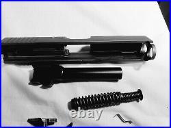 Glock 19 G19 COMPLETE Slide ASSEMBLY Parts Kit Gen 4 FITS 23 26 TRIGGER