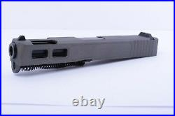 Glock 19 complete Window slide-Tungsten with Lower parts kit free shipping