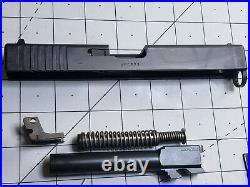 Glock 22 COMPLETE BARREL Slide ASSEMBLY Parts Kit Gen 4 FITS G22 G17L G34 G35