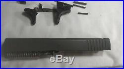Glock 23 COMPLETE Slide Parts Kit W BOX TRIGGER BARREL. 40 CAL FITS 19 32 GEN 4
