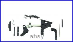 Glock 26 Upper Parts Slide Completion Kit + Lower Parts Kit Gen 3 Fit Polymer80