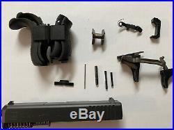 Glock 27 Gen-4 Complete Slide, Lower Parts Kit, 3 Mags, Backstraps And Case