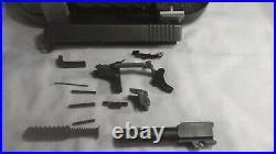 Glock 30 SF COMPLETE Slide ASSEMBLY Parts Kit CASE Gen 3 FITS 29 TRIGGER 45 ACP