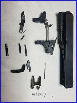 Glock 36 SF COMPLETE Slide ASSEMBLY Parts Kit CASE Gen 3 FITS 29 TRIGGER 45 AUTO