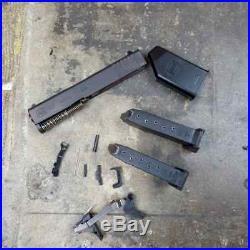 Glock 43 Build Kit 9mm Complete Slide Upper, & Lower Parts Kit NEW SS80 GNS