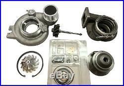 Holset HE351CW Complete Turbo Kit with All Parts 67mm