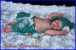 Ilse Doll Kit Fb Blank Sl Vinyl Parts To Make A Reborn Baby-not Completed