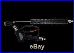 MTM Hydro Parts PF22.2 Premium Foam Cannon Complete Kit 1 Gun Hose QC's