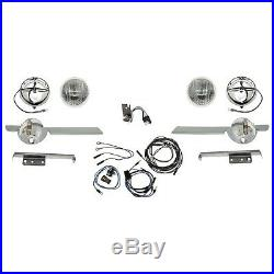 Mustang GT Fog Light Corral Switch Kit Complete Brand NEW! 1967 67 Quality Parts