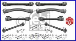 Rod/Strut Control Arm Kit 17300 by Febi Bilstein Rear Axle Genuine OE Single