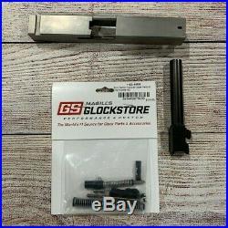 Wolf Slide for Glock 19 Upper Complete Parts Kit And OEM Glock Barrel 9 X 19