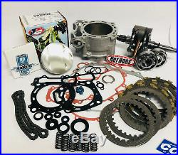 YFZ450 YFZ 450 Motor Engine Parts Complete Top Bottom End Rebuild Kit w Clutch